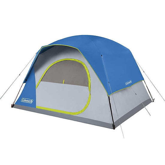 Coleman 6-Person Skydome Tent with Lighting