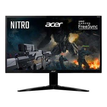 "Acer Nitro 25"" Class FHD FreeSync Gaming Monitor, Model  KG251Q"