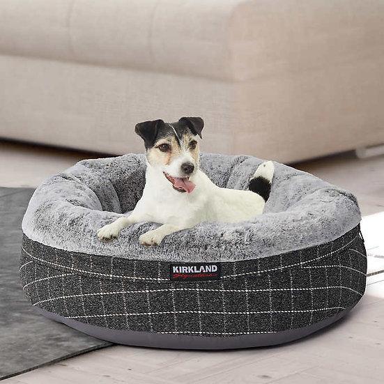 "Kirkland Signature 24"" Nest Dog Bed Gray"