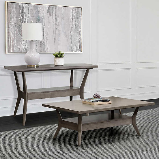 Elina Occasional Tables, Set of 2 By Abbyson