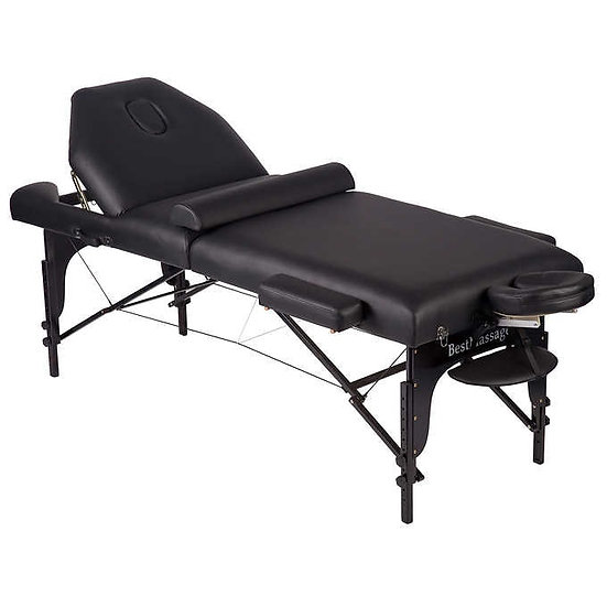 Best Massage Tri Fold Professional Massage Table BMC400