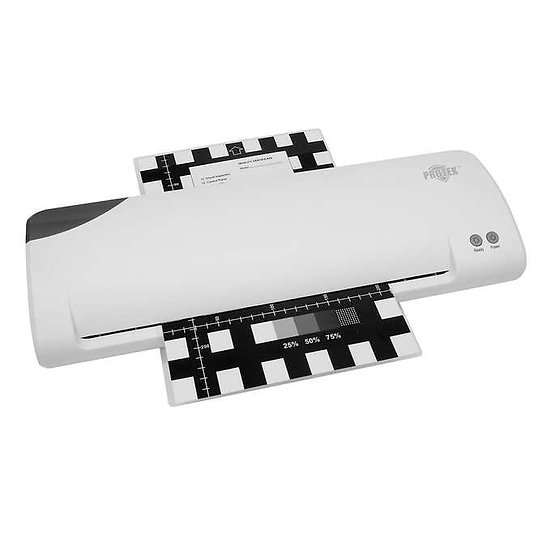 """ProTek™ Pro Series 13"""" Hot and Cold Laminator with Starter Pack"""