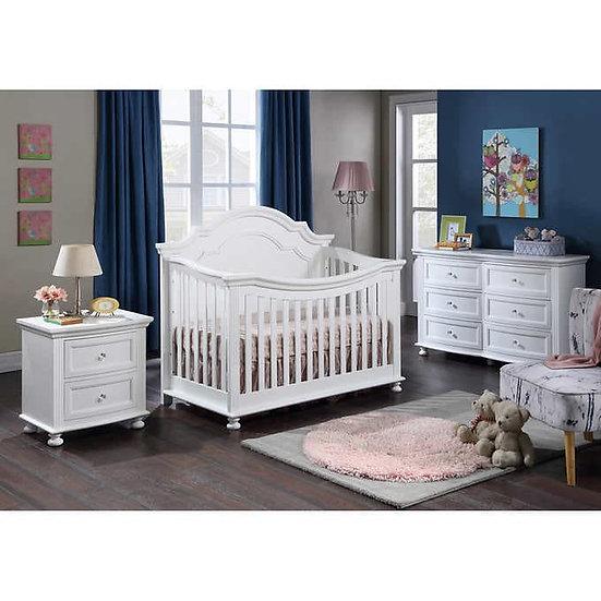 Caramia Kids Princess 4-piece Nursery