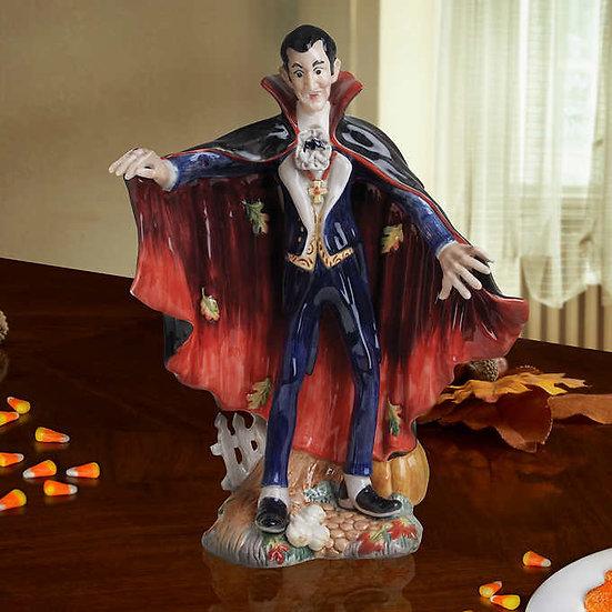 Fitz & Floyd Halloween Harvest Dracula Figurine
