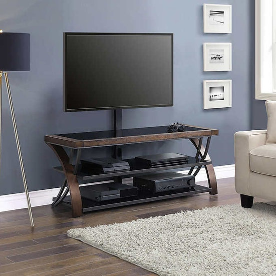 """Burkedale 56"""" 3-in-1 TV Stand"""