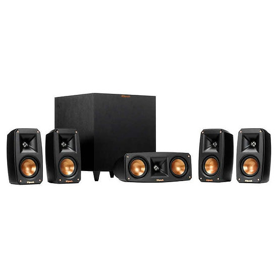 Klipsch Reference Theater Pack 5.1 Channel Surround Sound System