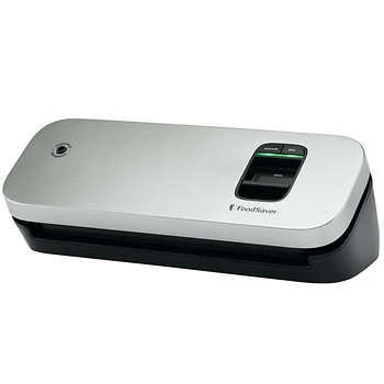 FoodSaver Space Saving Sealer with Container