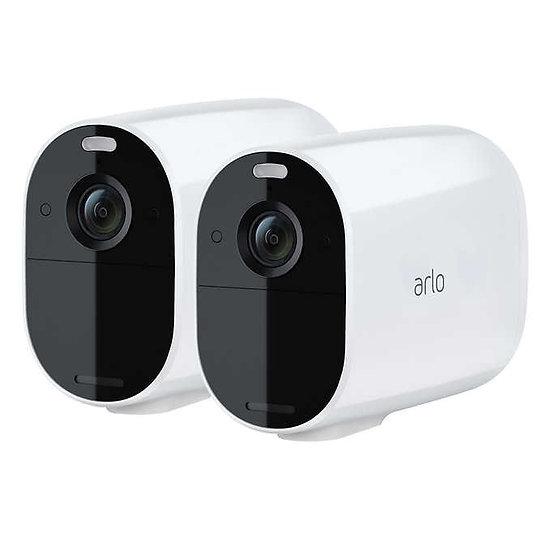 Arlo Essential XL Security Camera, 2-pack, Model  VMC2232-1CCNAS