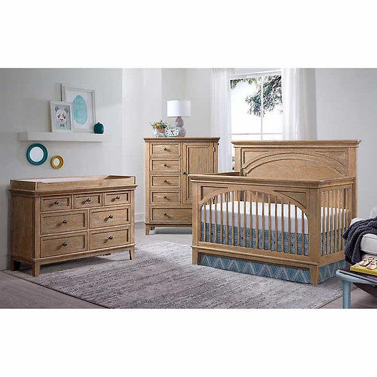 Imagio Baby Lisbon 3-piece Nursery Set, Sandwash