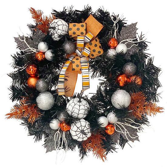 "24"" Halloween Wreath"