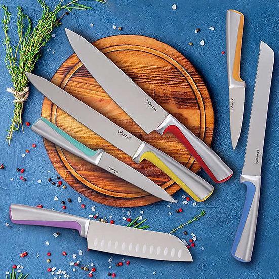 Skandia Truls 6-piece Cutlery Set with Blade Guards