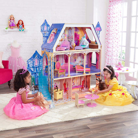Kidkraft Disney Princess Magnificent Dreams Castle Dollhouse