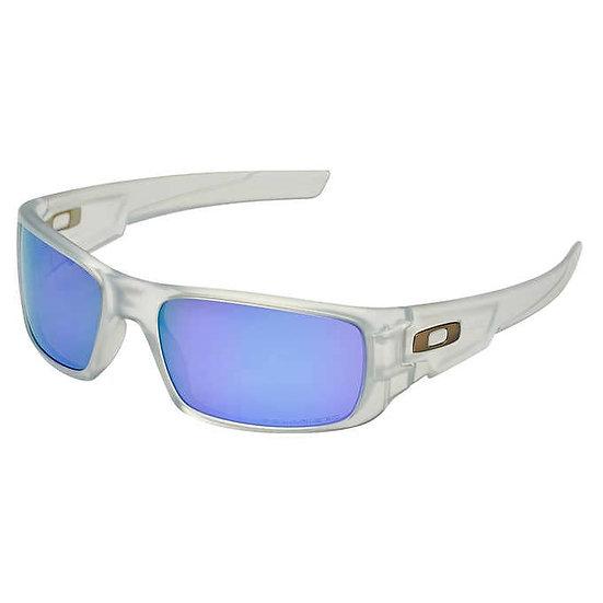 Oakley Crankshaft Matte Clear Polarized Sunglasses