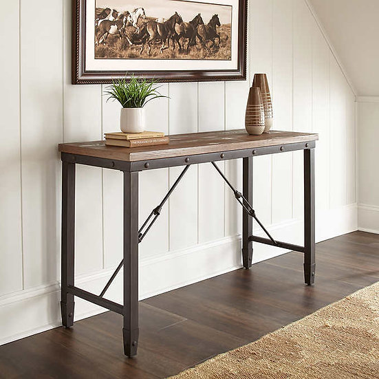 Colton Sofa Table By Adalyn Home