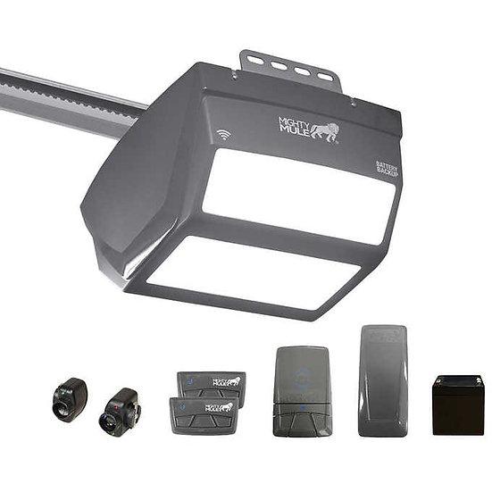 Mighty Mule Smart 1-1/4 HP Garage Door Opener, Model  MM9555M-CO