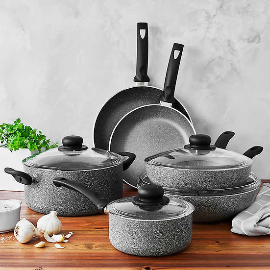 Ballarini Asti 10-piece Nonstick Cookware Set