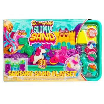 SlimySand Sensory Sand 20-piece Set
