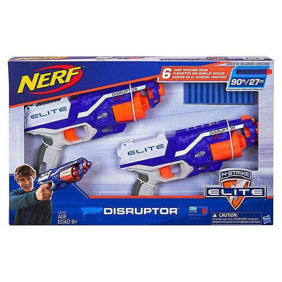 Nerf N-Strike Elite Disruptor 2-Pack