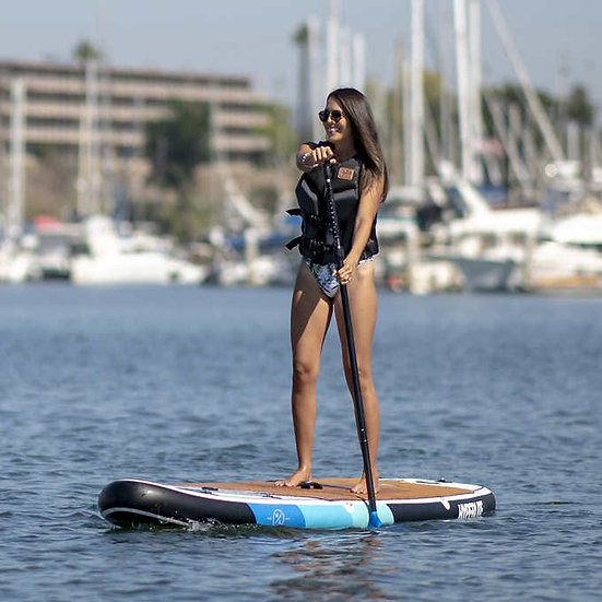 Hyperlite Admiral Inflatable Stand Up Paddleboard