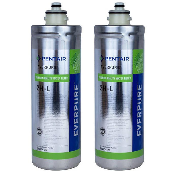 Aquverse Replacement Filters, 2-pack