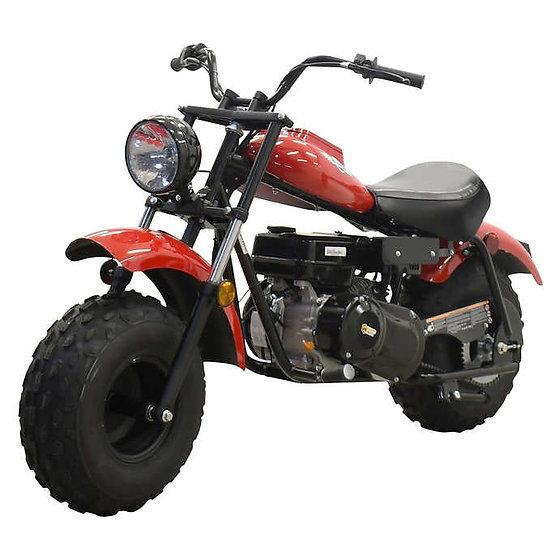 Massimo MB200 Red Mini Bike 196CC Engine