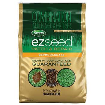 Scotts EZ Seed Patch & Repair Bermudagrass 20 lb