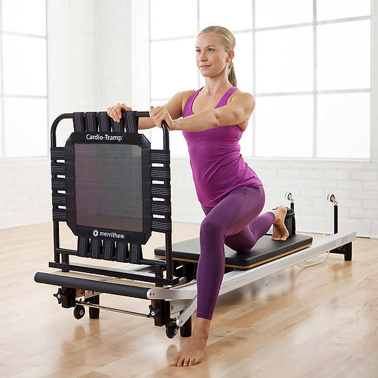 At Home SPX Reformer Cardio Package w/Workouts by Merrithew / STOTT PILATES
