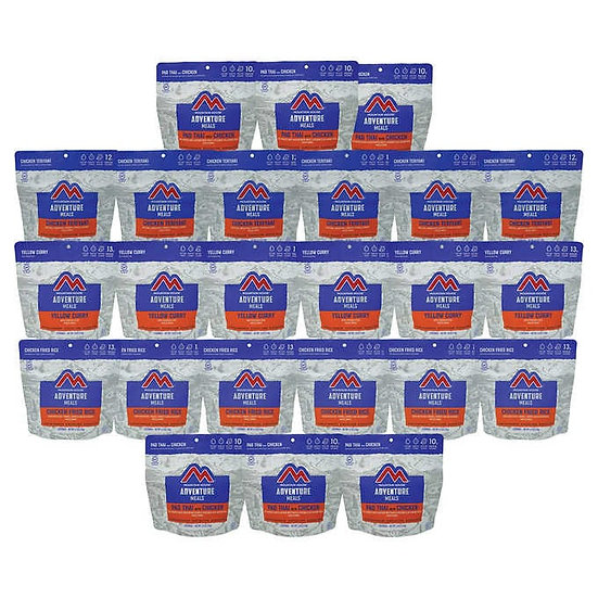 Mountain House Asian Inspired Freeze Dried Kit, 24-count