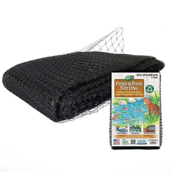 Pond and Pool Netting 14'x14' 2-pack