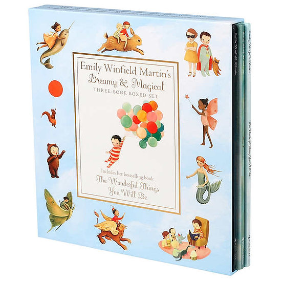 Emily Winfield Martin's Dreamy & Magical Three-Book Boxed Set