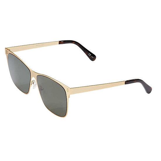 Stella McCartney SC0058S Gold Sunglasses, Women's