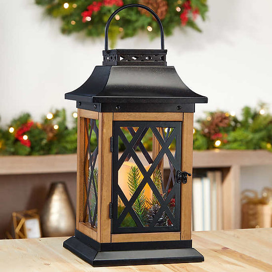 "15"" Decorative Lantern"