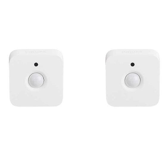 Philips Hue Indoor Smart Motion Sensor, 2-pack