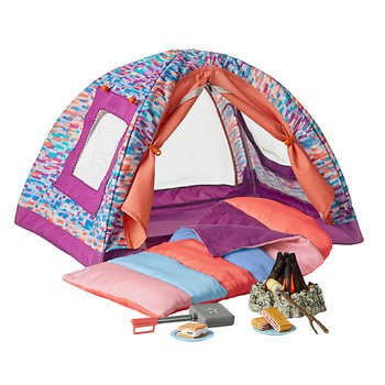 American Girl S'more Fun Camping Set