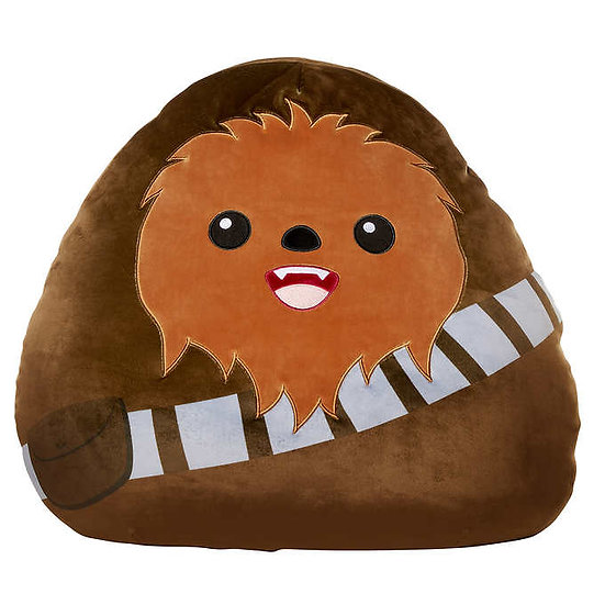 "Squishmallows 20"" Star Wars Chewbacca Plush"