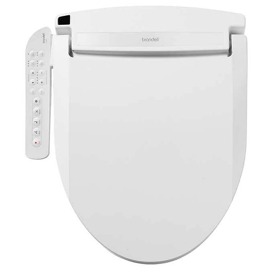 Brondell Swash CL1500 Bidet Toilet Seat