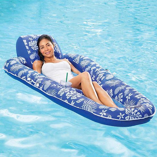 Greyland Aqua Mesh Luxury Pool Lounger