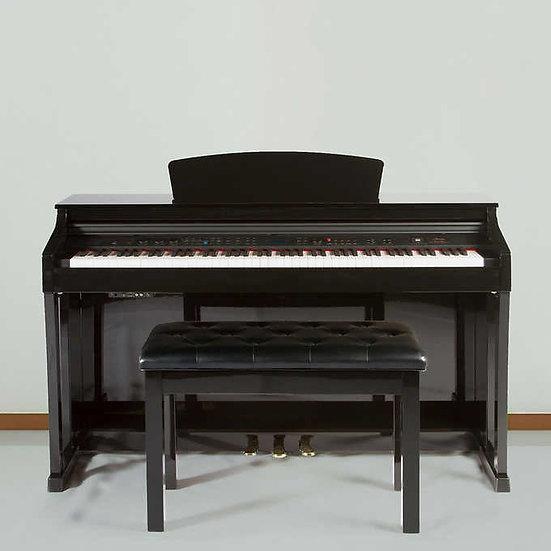 Artesia DP-150e Plus Digital Upright Piano Bundle