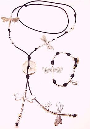 Conjunto libélulas
