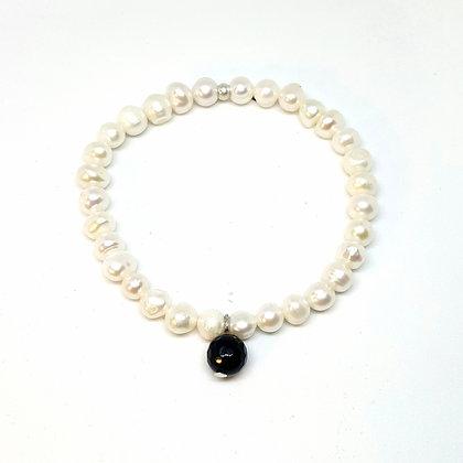 Pulsera perlas