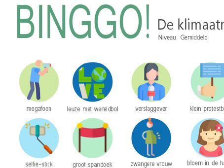 Binggo - de klimaatmars special