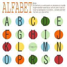 alfabet spel kinderen