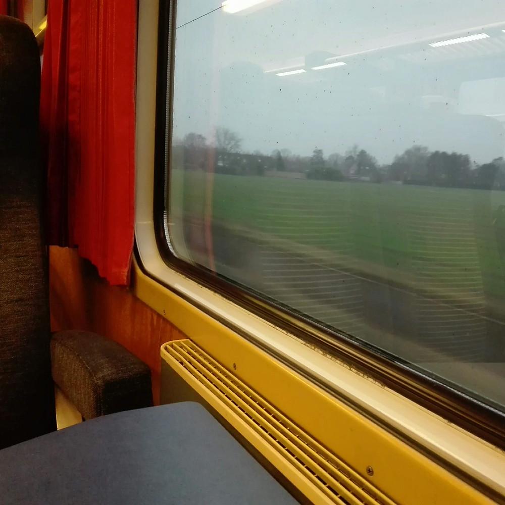 Treinrit Antwerpen - Brussel