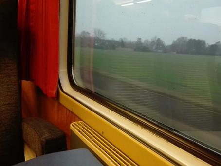 Speel nu ook Binggo op de trein