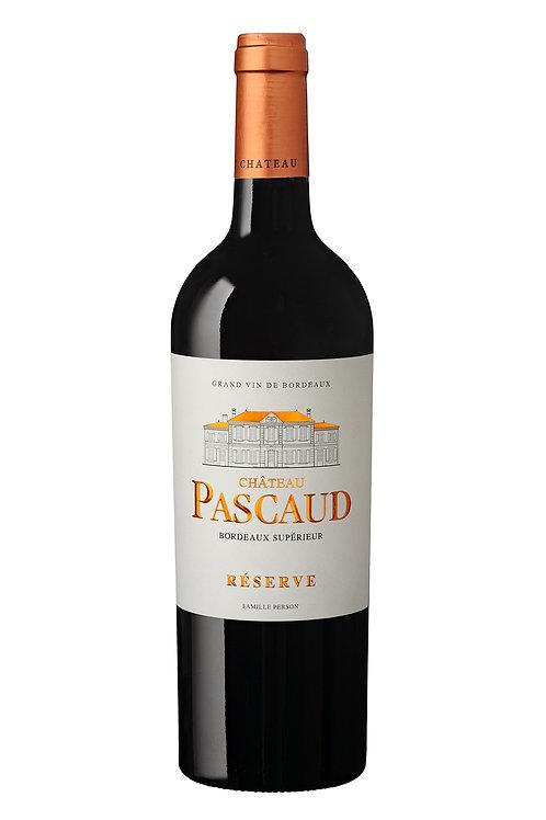 Château Pascaud Réserve 2019