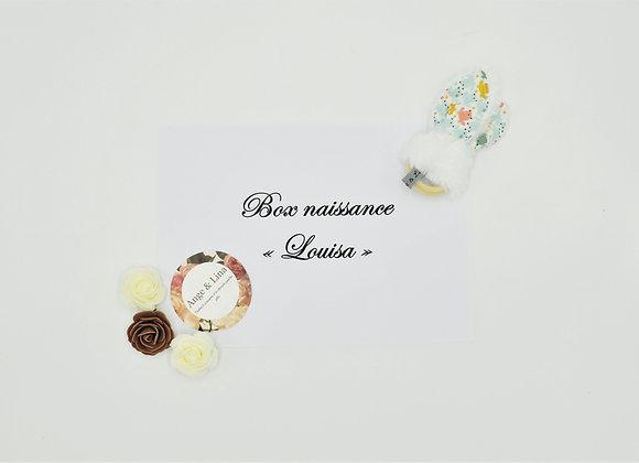 """Box naissance """"Louisa"""""""