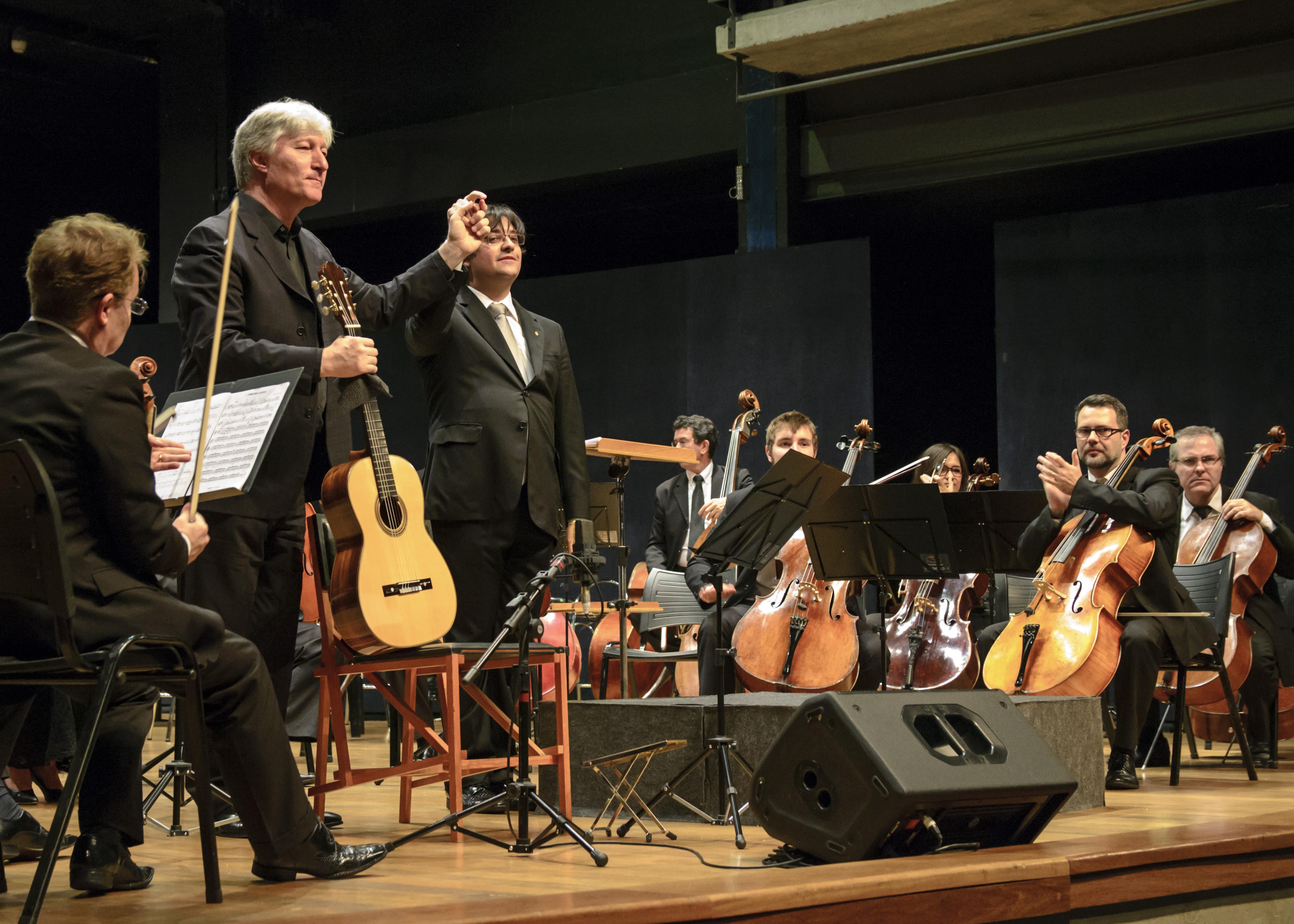 Com Fabio Zanon