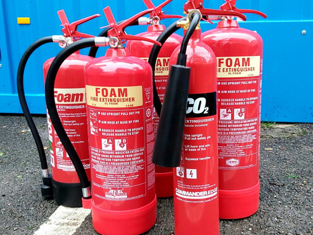 Fire Extinguishers - Andover
