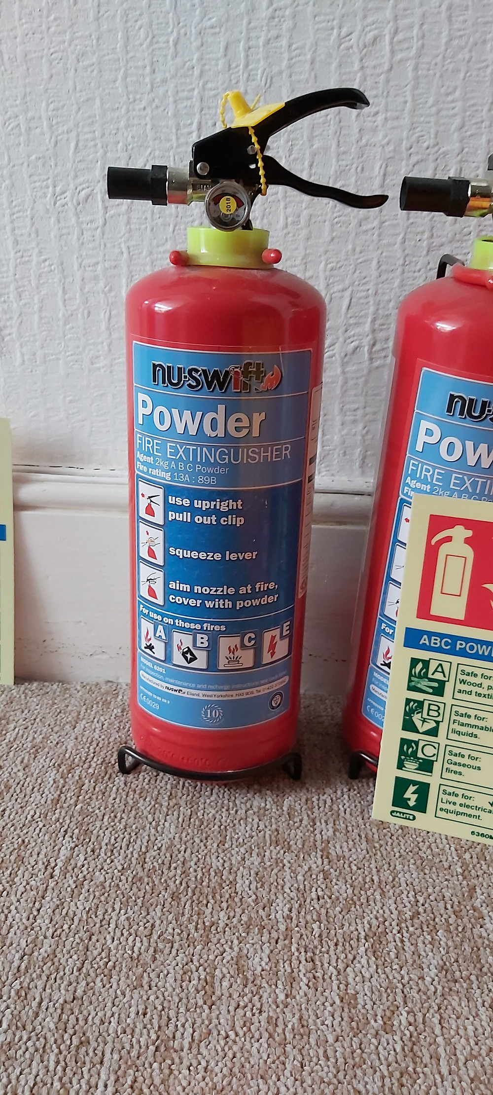 Fire extinguisher servicing portsmouth