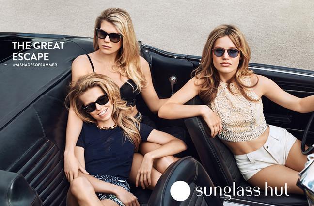 Sunglass Hut 94 Shades of Summer Print 2